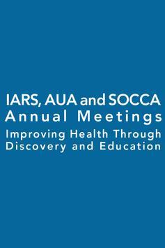 IARS AUA and SOCCA Meetings poster
