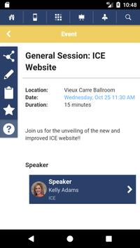 ICE Conferences apk screenshot