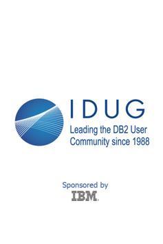 IDUG poster