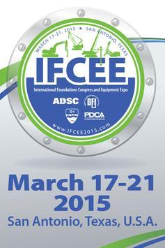 IFCEE 2015 poster