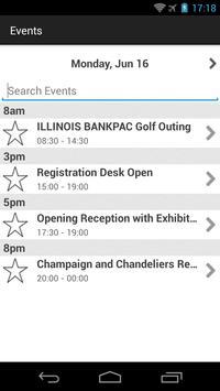 2014 IL Bankers Annual Con screenshot 3