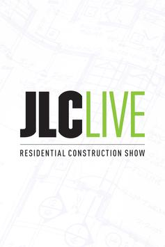JLC LIVE poster