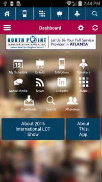 2015 International LCT Show screenshot 1
