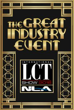 2016 International LCT Show poster