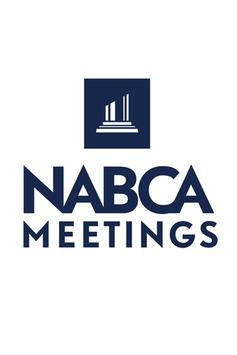 NABCA Meetings poster