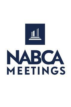 NABCA Meetings poster