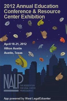 NALP 2012 Annual Conference apk screenshot