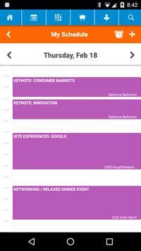 NAMA Executive Forum 2016 screenshot 4