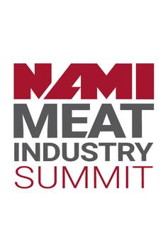 NAMI Meat Industry Summit poster