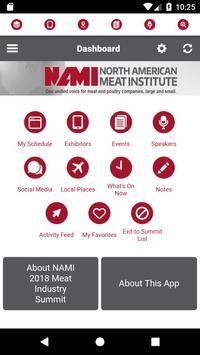 NAMI Meat Industry Summit apk screenshot