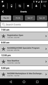 NASMM 2016 screenshot 3