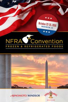 2016 NFRA Convention poster