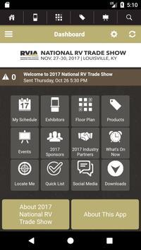 2017 National RV Trade Show apk screenshot