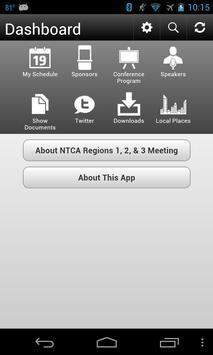 NTCA Regions 1, 2, & 3 Meeting screenshot 1