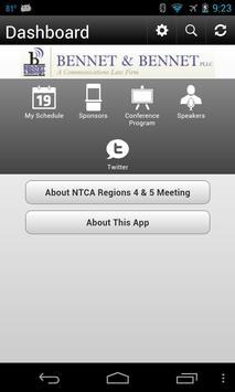 NTCA Regions 4 & 5 Meeting apk screenshot