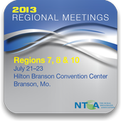 NTCA Regions 7, 8 & 10 Meeting icon