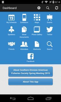 SDAFS 2015 apk screenshot