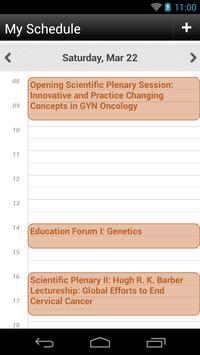 Soc of Gynecologic Oncology 45 apk screenshot