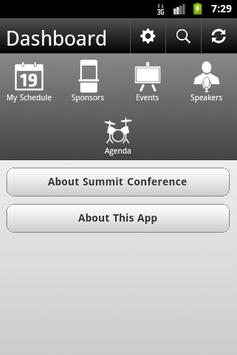 Summit Conference poster