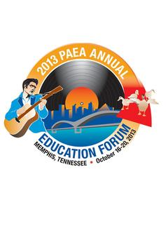 PAEA Annual Education Forum'13 poster