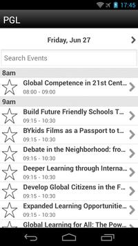 2014 Global Learning Con screenshot 3