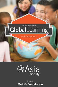 2014 Global Learning Con poster