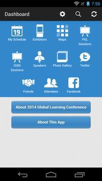 2014 Global Learning Con screenshot 1