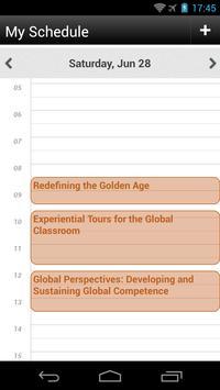 2014 Global Learning Con screenshot 4