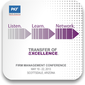 2013 PKF NA Firm Management icon