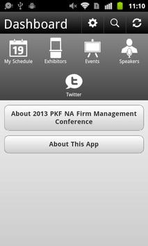 2013 PKF NA Firm Management screenshot 1
