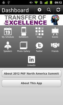 2012 PKF North America Summit poster