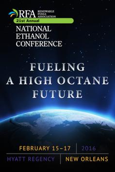 National Ethanol Conference poster