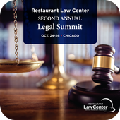 Restaurant Legal Summit icon