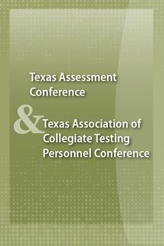 Texas Assessment/TACTP Con poster