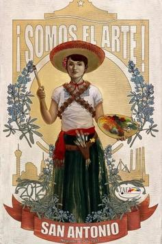 TAEA San Antonio Con 2012 poster