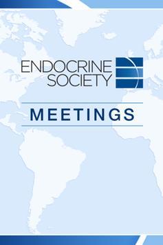 Endocrine Society Meetings poster