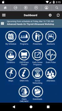 Endocrine Society Meetings screenshot 1