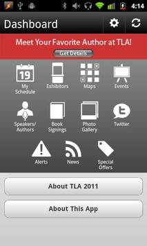 TLA 2011 apk screenshot