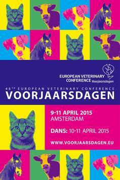 2015 EVC Voorjaarsdagen poster