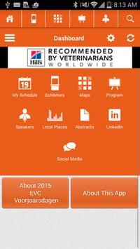 2015 EVC Voorjaarsdagen apk screenshot