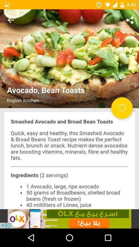 Breakfast food recipes apk download free food drink app for breakfast food recipes apk screenshot forumfinder Images