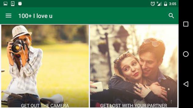 100+ ways to say I love you !! apk screenshot