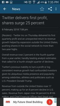 World Business News screenshot 1