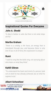 Inspirational Quotes For Everyone screenshot 1