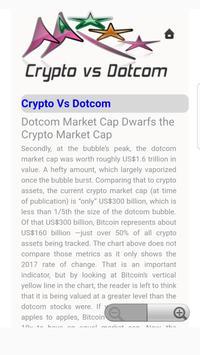 Crypto Vs Dotcom Tutorials screenshot 2