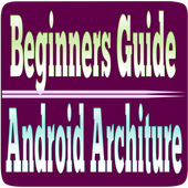Beginners Guide Android Architecture Tutorials icon