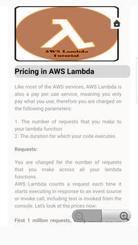 Guide for AWS Lambda screenshot 2