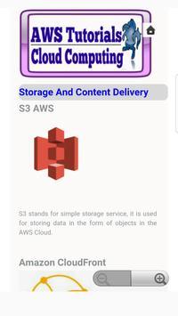 AWS Tutorials for Cloud Computing screenshot 2