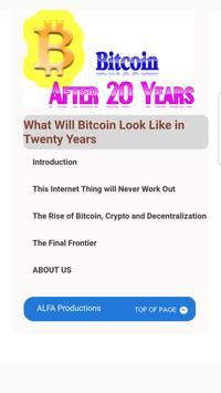 BitCoin Next Twenty Years apk screenshot