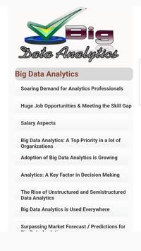 Big Data Analytics poster